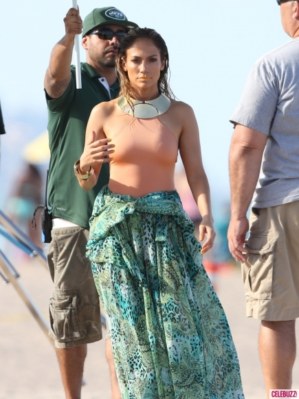 Jennifer Lopez Bathing Suits Tea Time With Ivy | Ev...